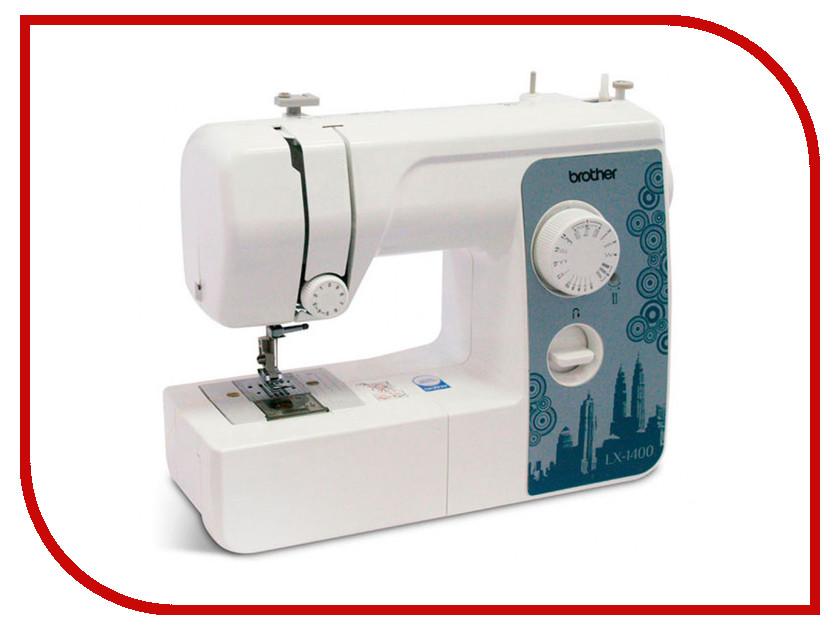 Швейная машинка Brother LX-1400 швейная машинка brother sl10