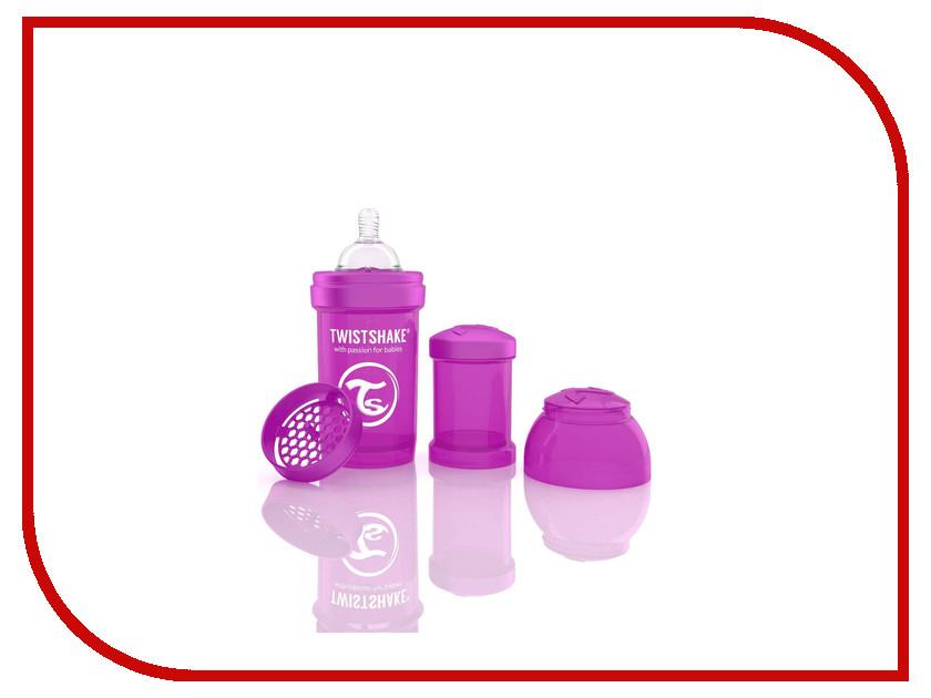 ��������� Twistshake 180ml Purple 780005