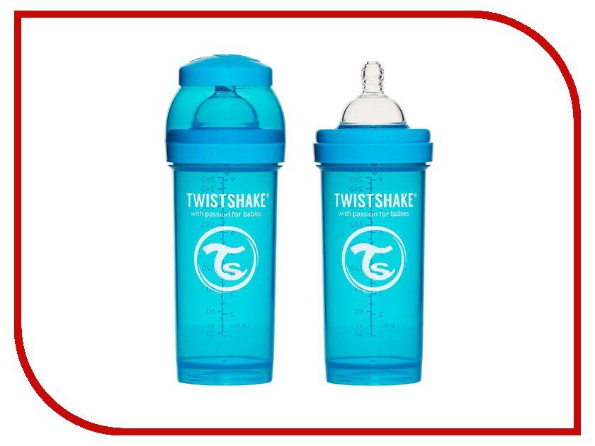 ��������� Twistshake 260ml Blue 780008