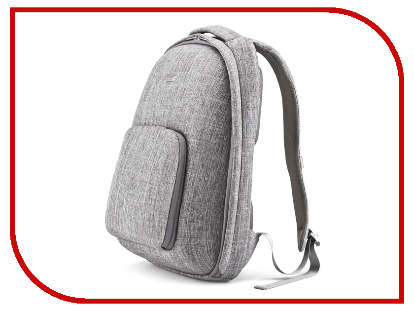 Рюкзак Cozistyle Urban Backpack Travel Light Grey CCUB004