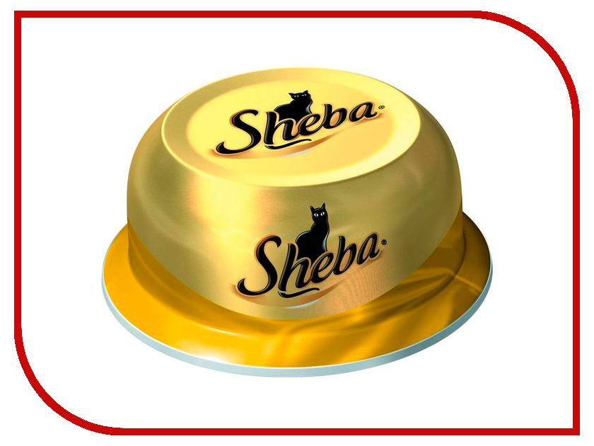 Корм Sheba Соте из куриных грудок 80g для кошек 10116242/WW360<br>