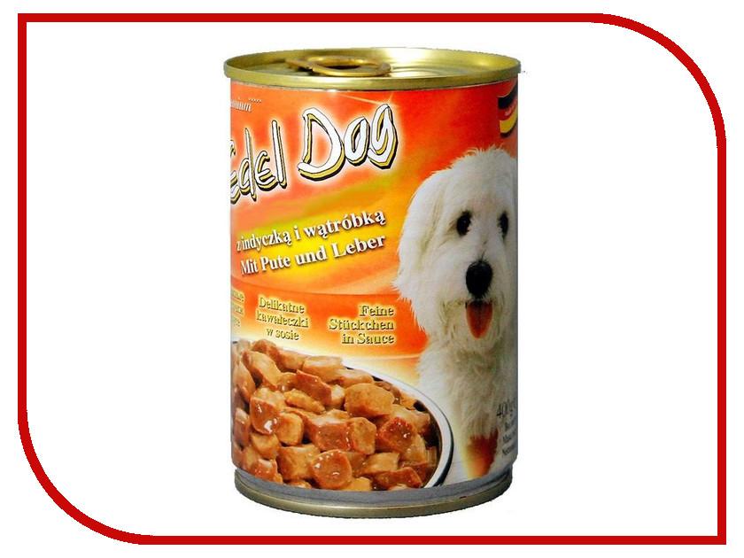 Корм Edel Dog Индейка 400g 17702/177020<br>