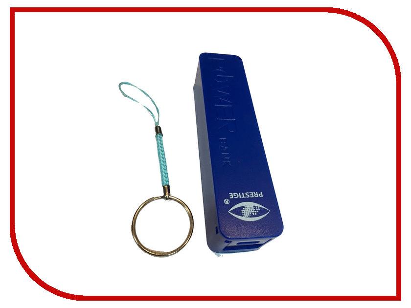 Аккумулятор Prestige PB-2600 2600 mAh Blue