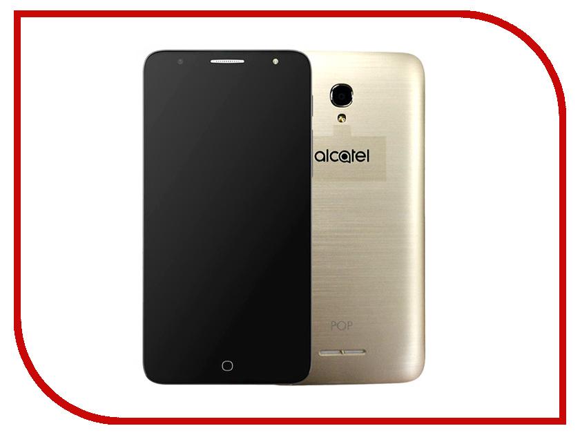 все цены на  Сотовый телефон Alcatel OneTouch 5056D Pop 4 Plus Metal Gold  онлайн