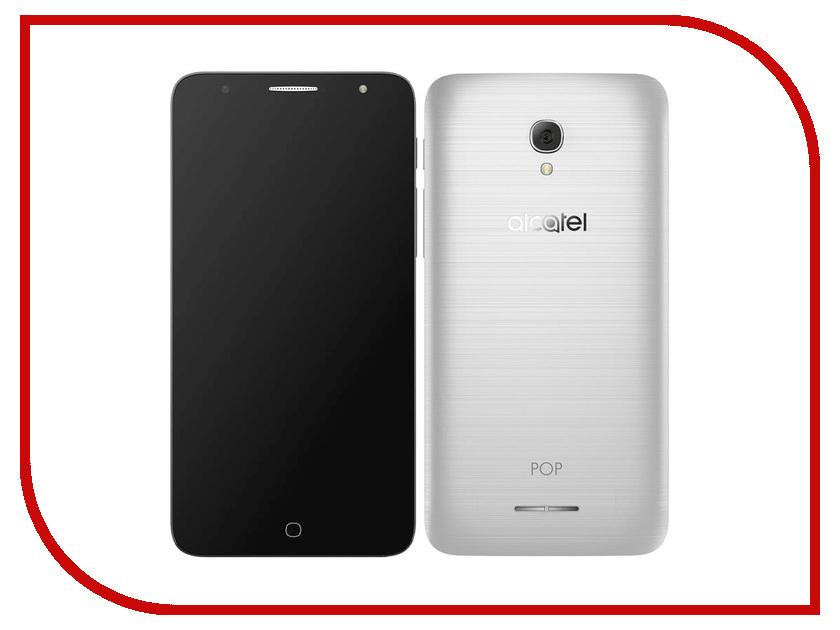 все цены на  Сотовый телефон Alcatel OneTouch 5056D Pop 4 Plus Metal Silver  онлайн
