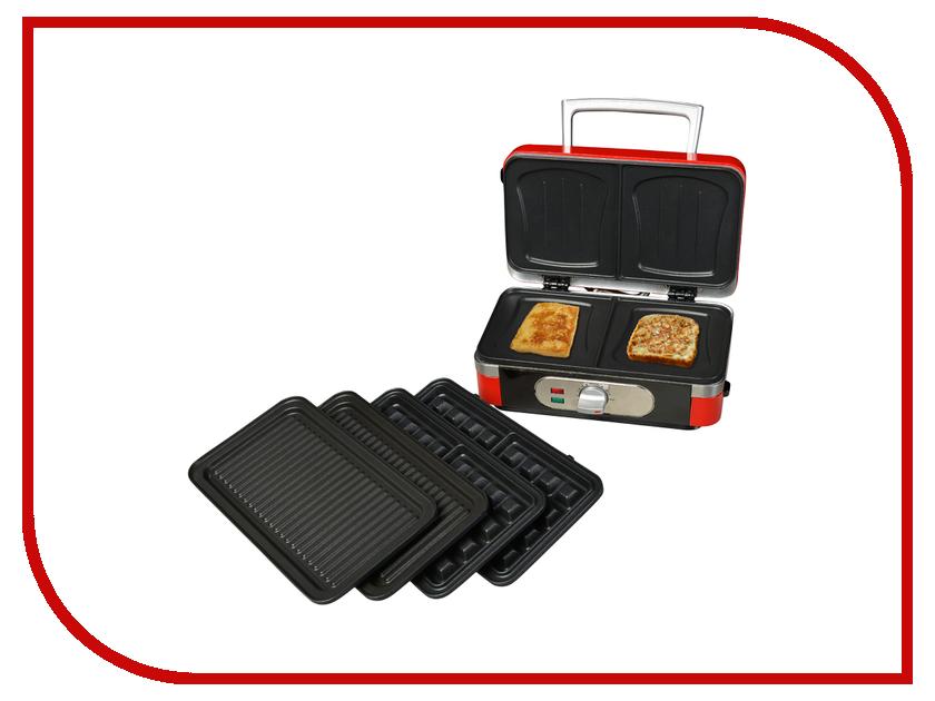 Электрогриль GFgril Waffle-Grill-Toast GF-040