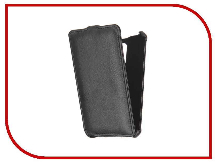 Аксессуар Чехол Xiaomi Redmi Note 3 Gecko Black GG-F-XMRNOTE3-BL<br>