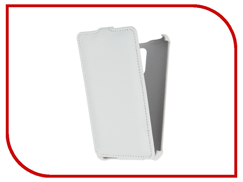 Аксессуар Чехол Xiaomi Redmi Note 3 Gecko White GG-F-XMRNOTE3-WH<br>