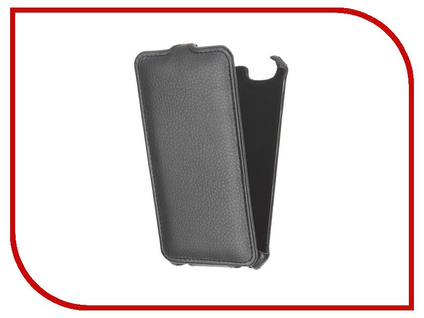Аксессуар Чехол Lenovo Vibe C A2020 Gecko Black GG-F-LENVIBEC-BL<br>