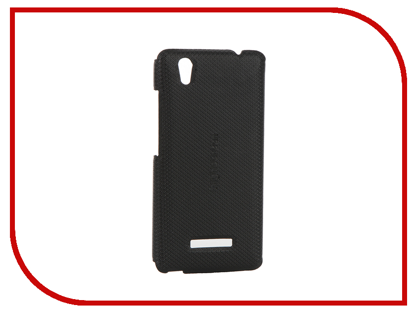 Аксессуар Чехол Highscreen Prime L Clip Case Black<br>