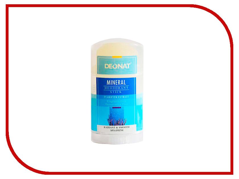 Дезодорант DeoNat 100г минеральный с планктоном<br>