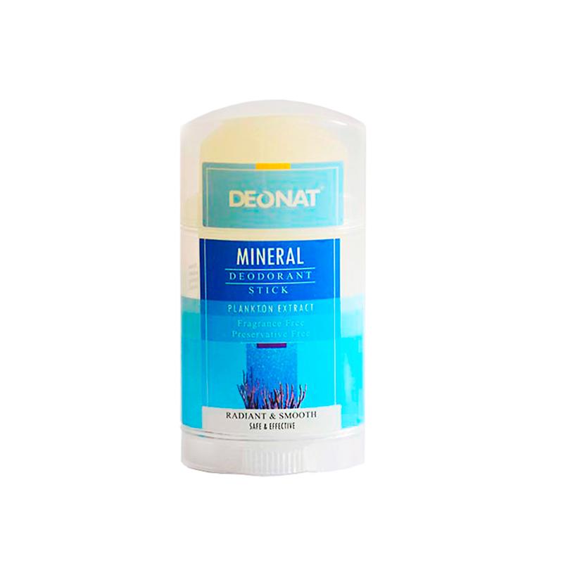 Дезодорант DeoNat 100г минеральный с планктоном