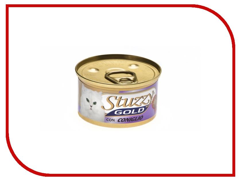 Корм Stuzzy Gold Кролик 85g для кошек 132.C422