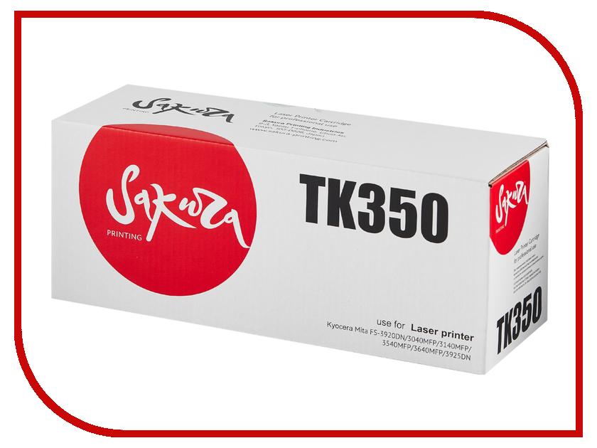 Картридж Sakura SATK350 для Kyocera Mita<br>