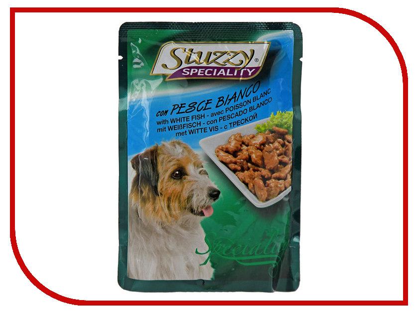 Корм Stuzzy Speciality Dog Треска 100g для собак 131.2572<br>