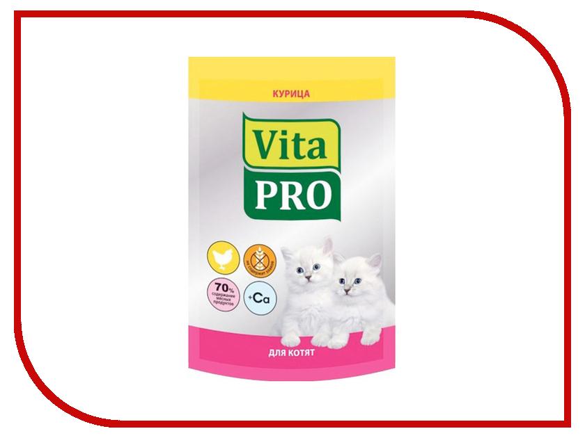 Корм VITA PRO Курица 100g для котят 55072/90110