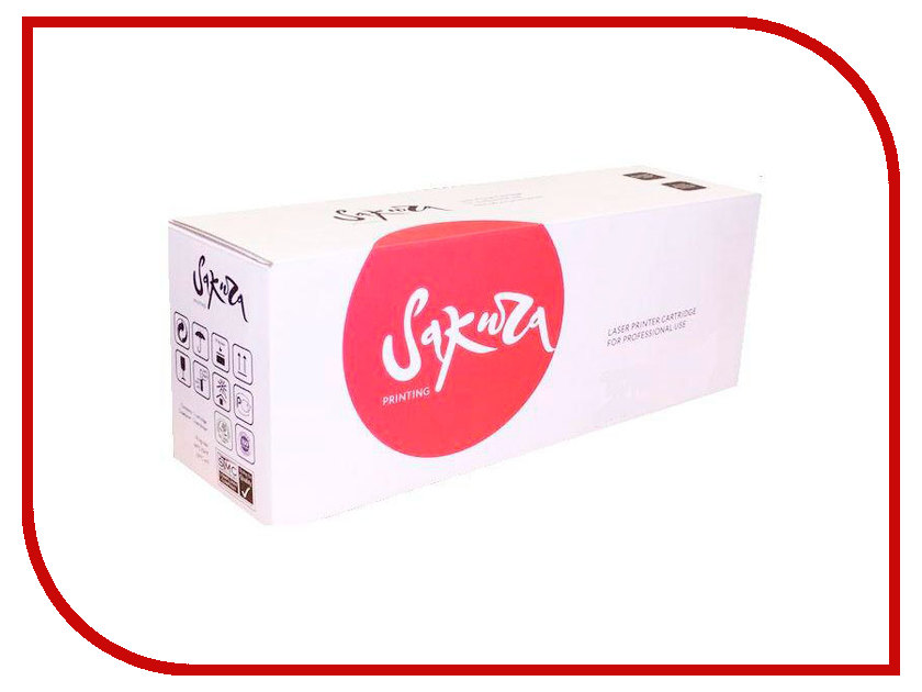 Картридж Sakura SAQ5949A/Q7553A Black для HP P2014/P2015/M2727/LJ 1160/1320/3390/3392 10set x rc1 3609 000 rc1 3610 000 bushing pressure roller for hp 1160 1320 2420 2430 3390 p2014 p2015 m2727 m3027 m3035 p3005