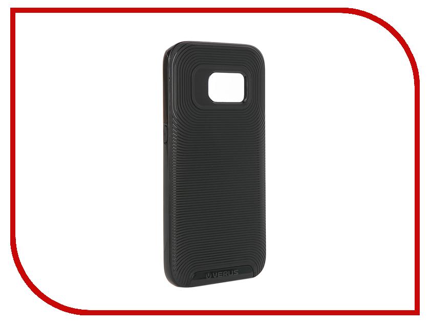 Аксессуар Чехол Samsung Galaxy S7 Verus Damda Black 59910<br>