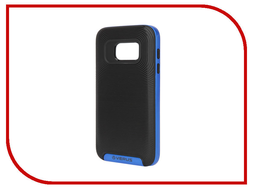 Аксессуар Чехол Samsung Galaxy S7 Verus Damda Blue 59913<br>