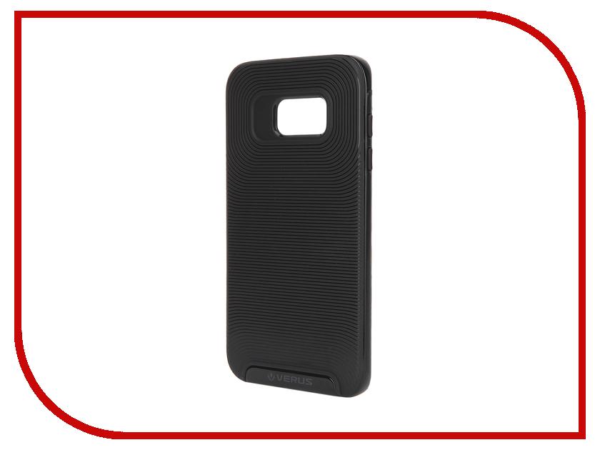Аксессуар Чехол Samsung Galaxy S7 Verus Damda Black 59915<br>