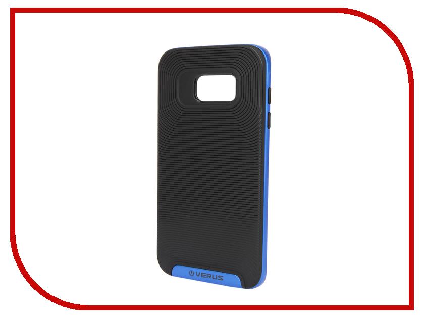 Аксессуар Чехол Samsung Galaxy S7 Verus Damda Blue 59918<br>
