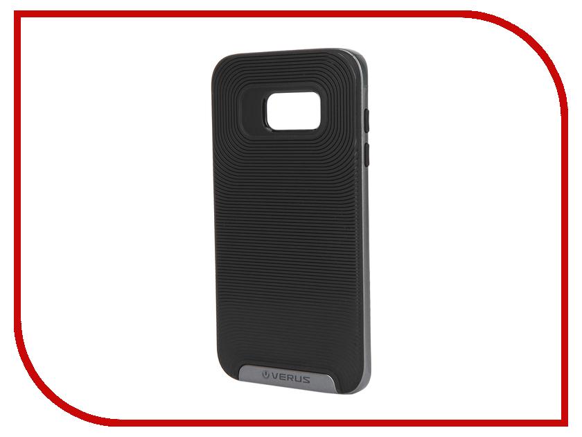 Аксессуар Чехол Samsung Galaxy S7 Verus Damda Grey 59916<br>