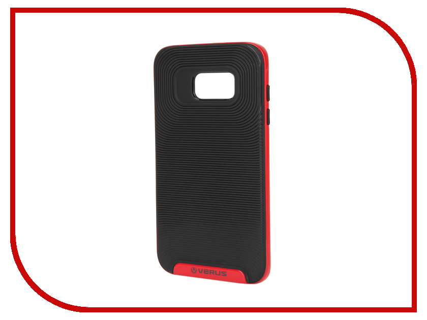 Аксессуар Чехол Samsung Galaxy S7 Verus Damda Red 59919<br>