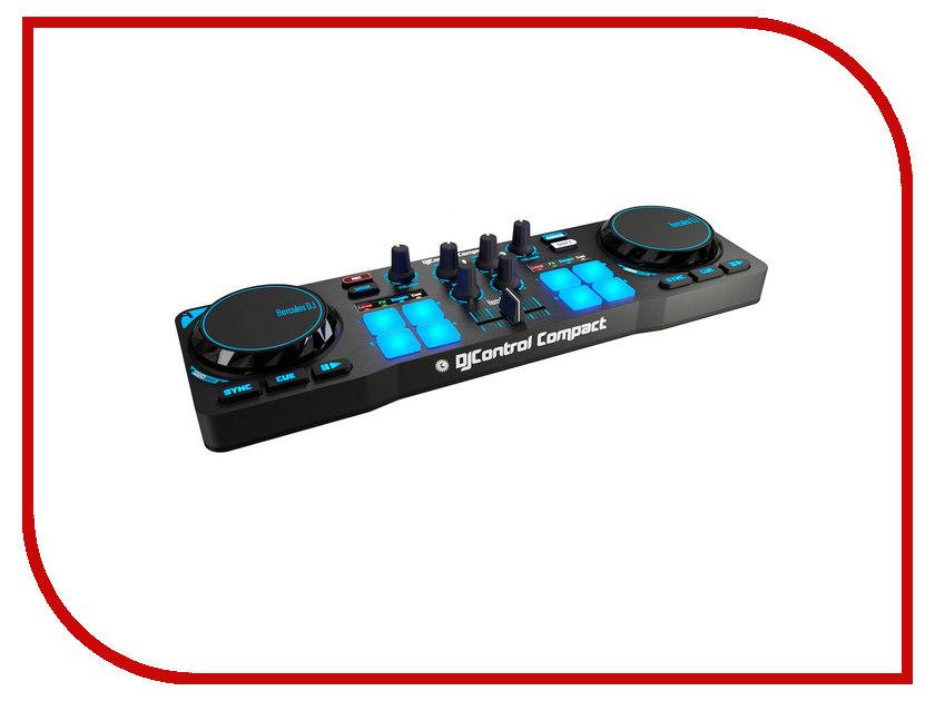 Dj контроллер Hercules DJControl Compact 4780843