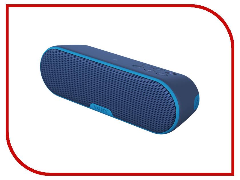Колонка Sony SRS-XB2 Blue<br>
