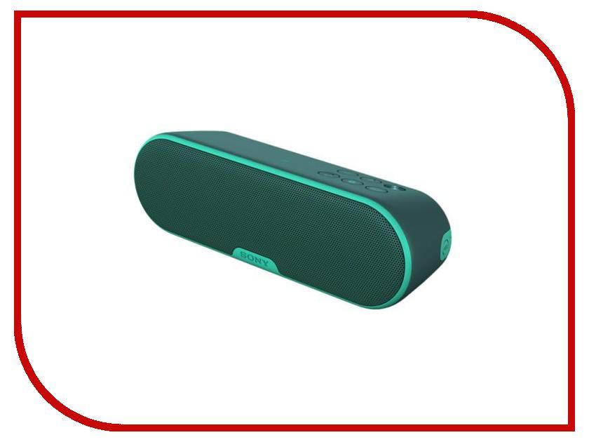 Колонка Sony SRS-XB2 Green<br>