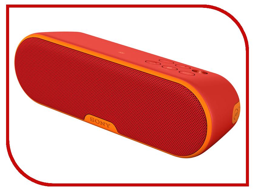 Колонка Sony SRS-XB2 Red<br>