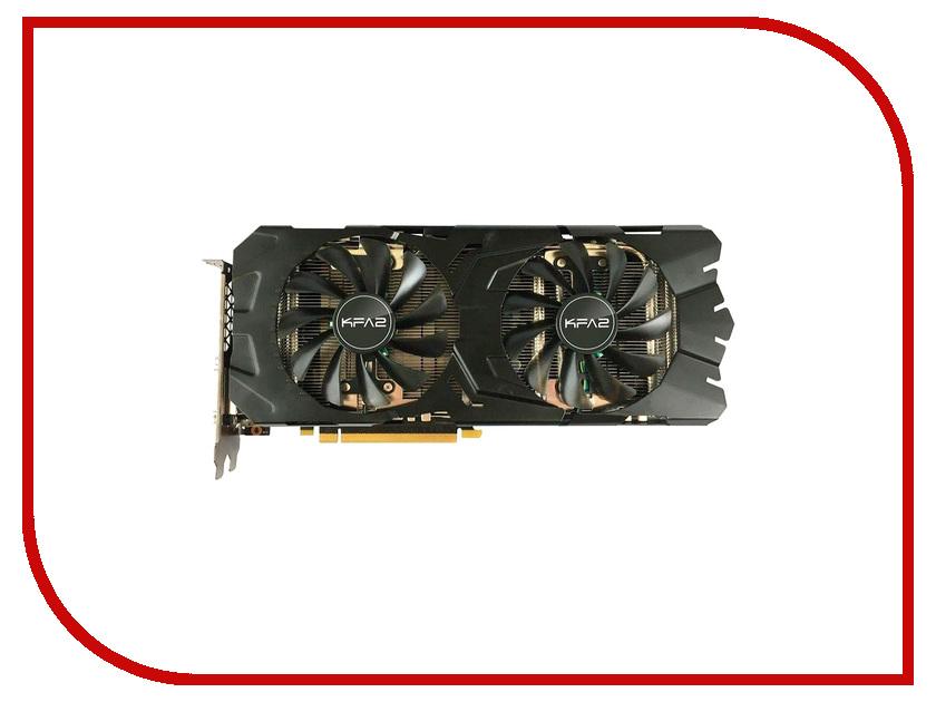 Купить Видеокарта KFA2 GTX 1080 EX OC 8GB 7123141