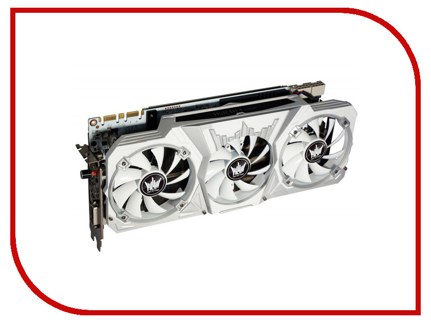 Видеокарта KFA2 GeForce GTX 1080 HOF 8GB 7123240