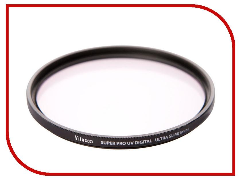 ����������� Vitacon Super Pro HMC ULTRA SLIM 1MM UV 58mm