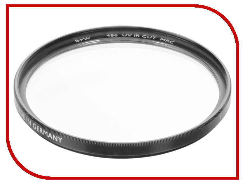 Светофильтр B+W 486 UV-IR-CUT 52mm (14688)<br>