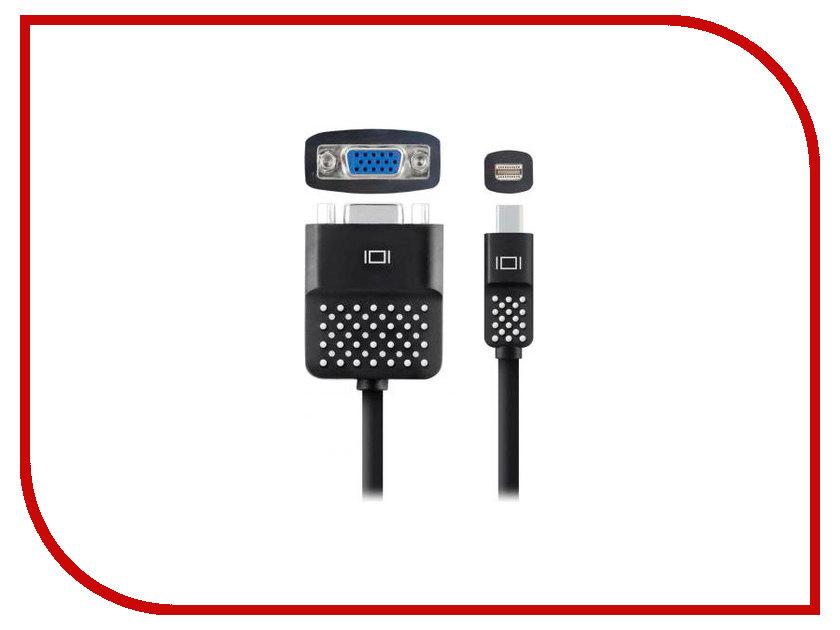 Аксессуар Belkin Mini DisplayPort to VGA Adapter F2CD028bt
