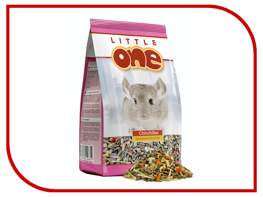 Корм Little One 400g для шиншилл 14.186<br>