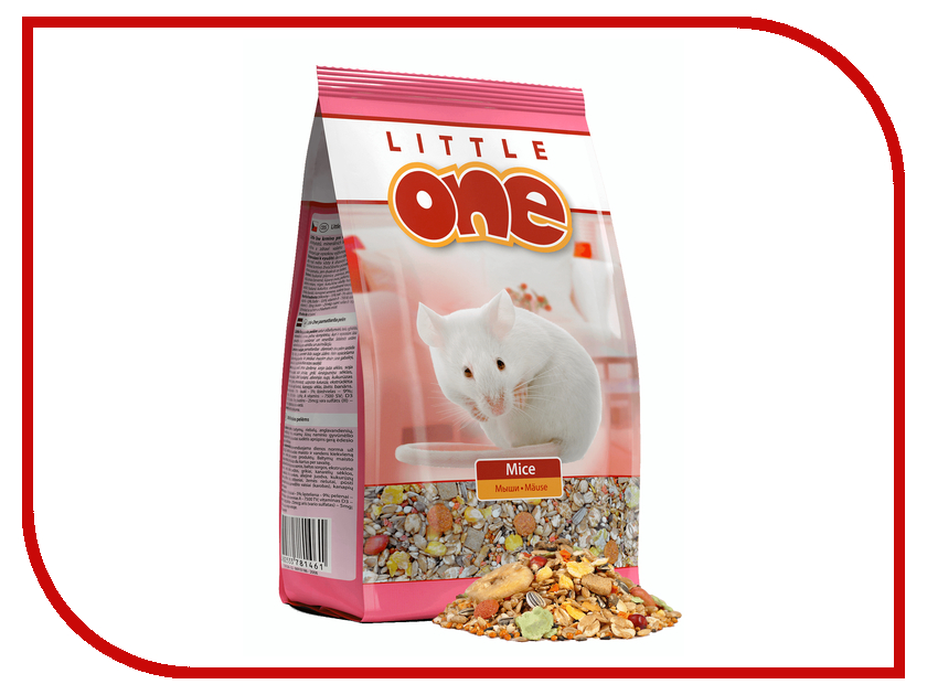 Корм Little One 400g для мышек 14.185