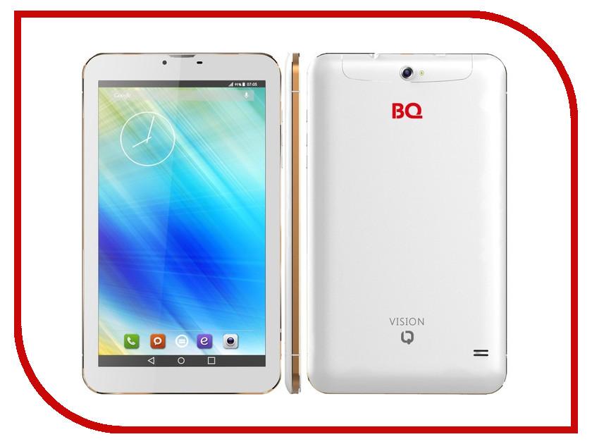 Планшет BQ 9011G Vision White Spreadtrum SC7731G 1.2 GHz/512Mb/4Gb/3G/Wi-Fi/Bluetooth/Cam/9/1024x600/Android<br>