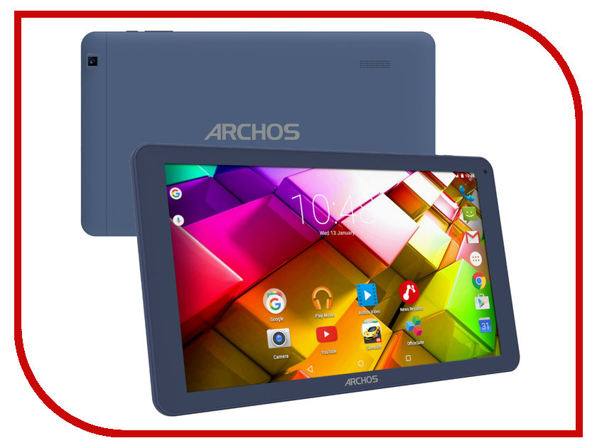 Планшет Archos 101c Copper MediaTek MT8321 1.3 GHz/1024Mb/16Gb/3G/Wi-Fi/Bluetooth/Cam10.1/1024x600/Android<br>