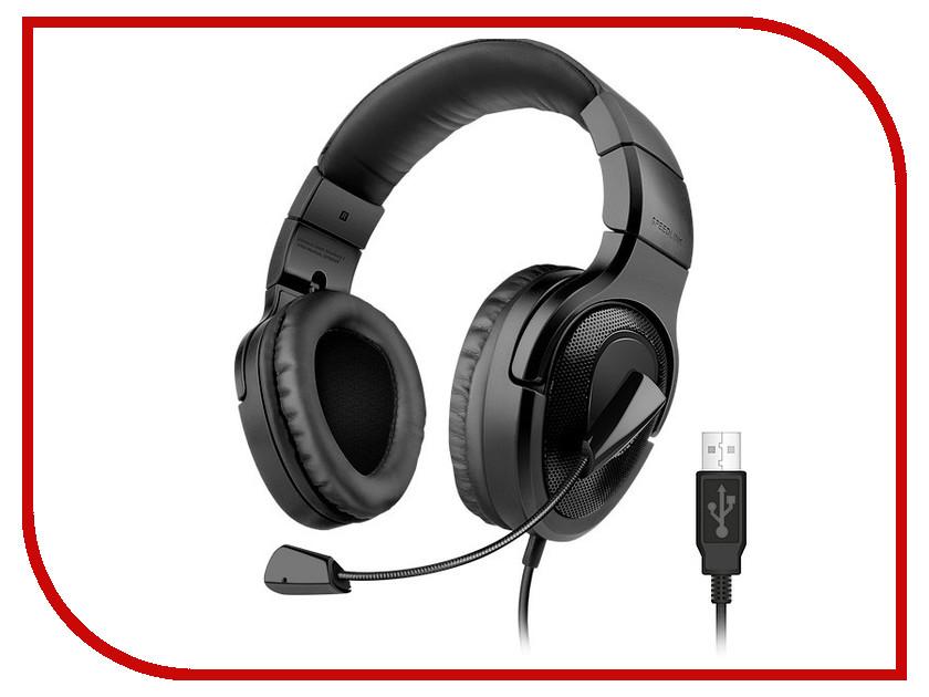 Гарнитура Speed-Link MEDUSA NX USB 7.1 SL-8798-BK-01<br>