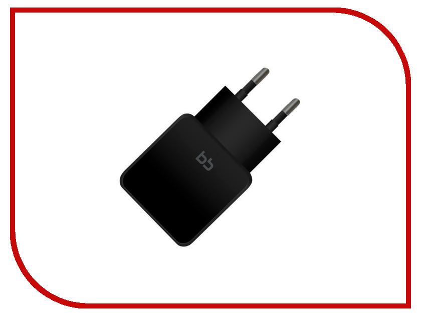 Зарядное устройство BB 2USB 2A 006-001 Black 09336 Сетевое