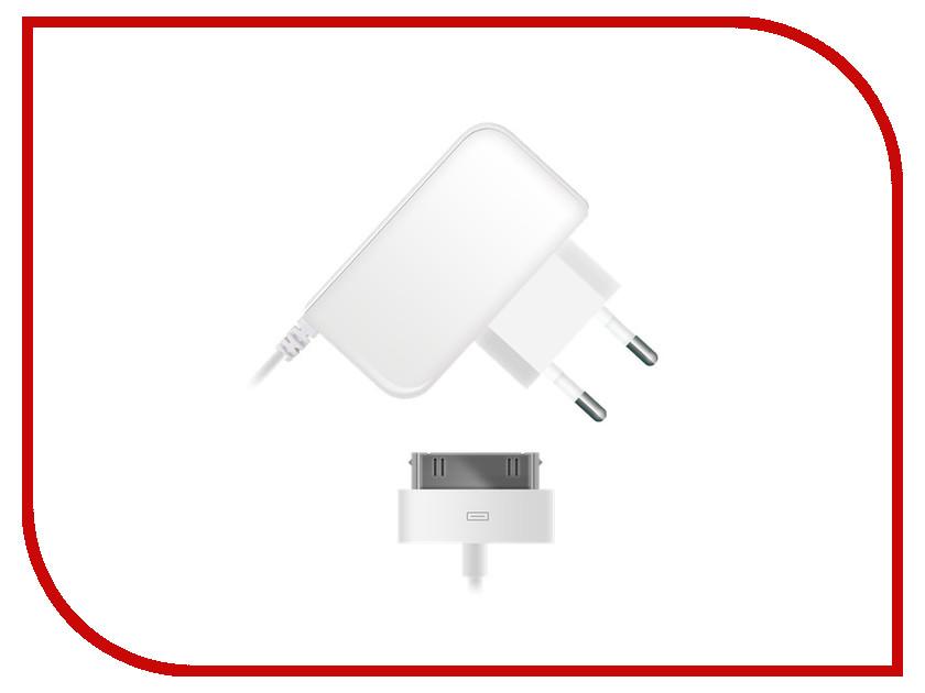 Зарядное устройство BB s30pin 2A 008-001 1.2m White 09338 Сетевое