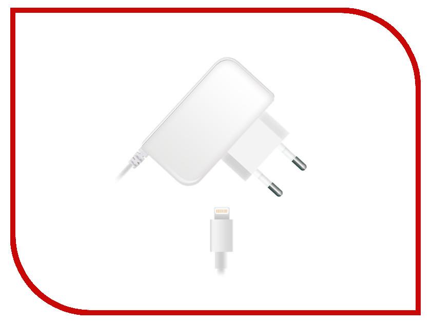 Зарядное устройство BB s8pin Lightning 2A 009-001 1.2m White 09339 Сетевое
