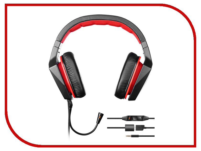 Гарнитура Lenovo Y Gaming Headset GXD0J16085<br>