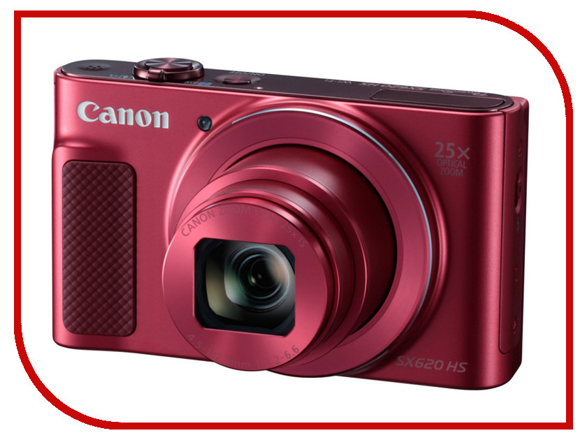 Фотоаппарат Canon PowerShot SX620 HS Red brand new original genuine switch ftl20h 0upj2b