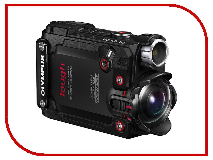 Экшн-камера Olympus TG-Tracker Black<br>