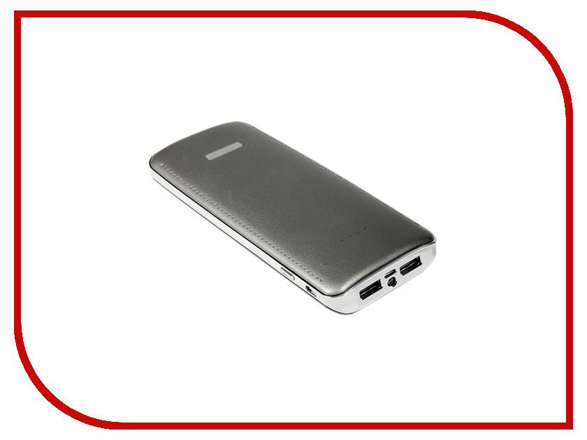 Аккумулятор Nobby Comfort 017-002 10800 mAh 2xUSB 2.1А Graphite 09351