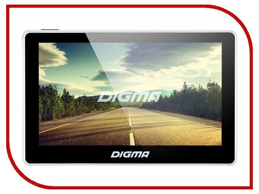 Навигатор Digma AllDrive 500 Black<br>