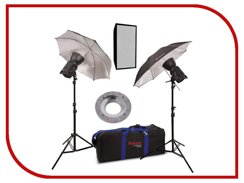 Комплект студийного света Rekam HaloSuper-1K UB & SB Kit 6
